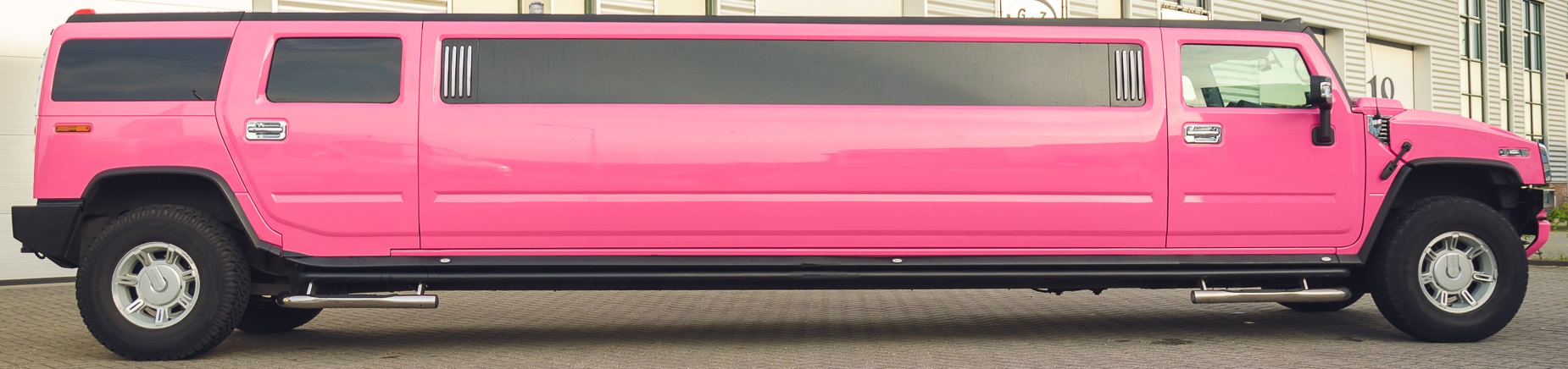 Roze Limousines Roze Limousine Huren